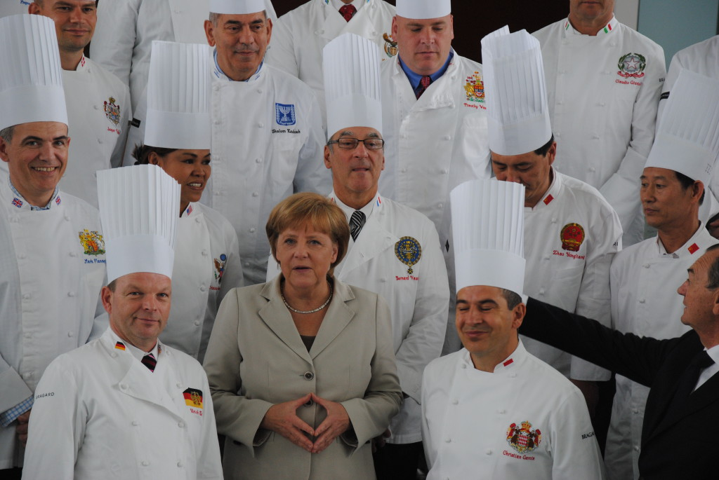 Chefs des Chefs - Germany 2012