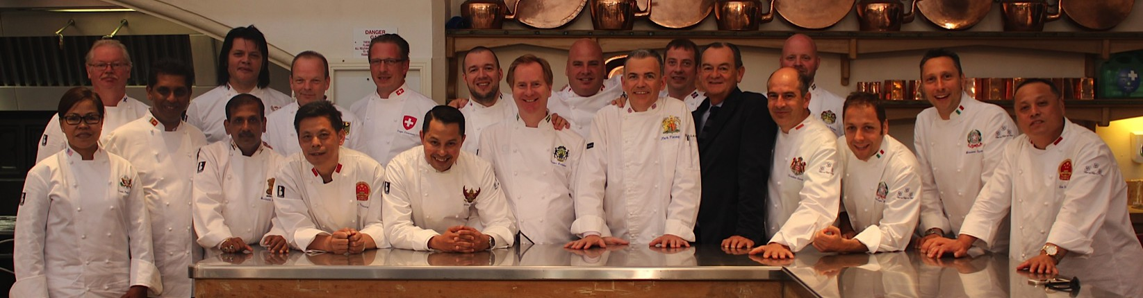 The Club des Chefs des Chefs